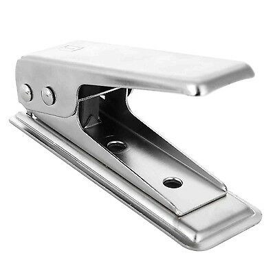 Nano SIM Cutter Punch - With SIM And Micro SIM Adapter For IPhone Samsung HTC