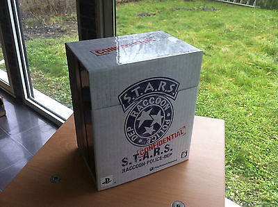 TPS3 Biohazard / Resident Evil 15th Anniversaire Box Collector PS3