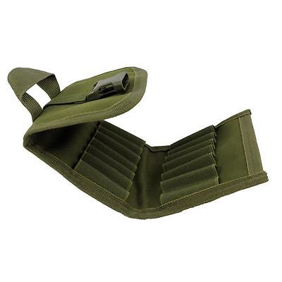 14 Rifle Cartridges Belt Ammo Carrier Pouch Hunting Rifle Bullets Holder Bag