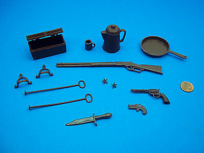 Marx (JOHNNY OR JANE BROWN ACCESSORY LOT) Johnny West Best Of The West Horse