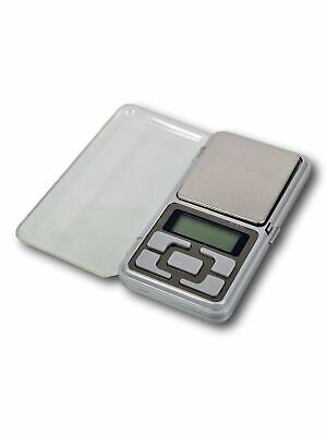500g/0,1g Tragbarer Digital Feinwaage Gold Waage Taschenwaage Pocket Scale Neu