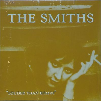 The Smiths 'louder Than Bombs' Brand New Sealed Re-Issue Double Lp On 180 Gram
