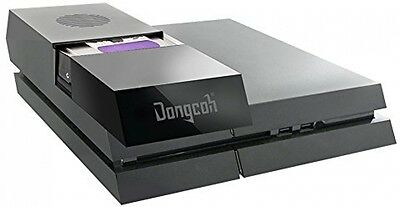 DongCoh Game Bar Cover Case with not Hard Drive for Play Station 4, 3.5