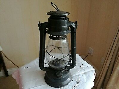 1940's Used  Oil Lantern In Original Condition