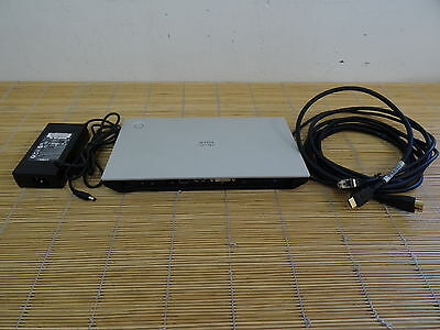 Cisco CTS-SX20CODEC SX20 Telepresence  codec Power Supply and Camera cable only