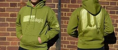 CARPOLOGY Club Hoody In Medium Only LESS THAN HALF PRICE *FREE POST*