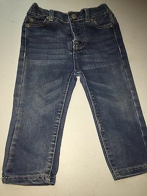 7 for all mankind Toddler Jeans. Size 18 Mo