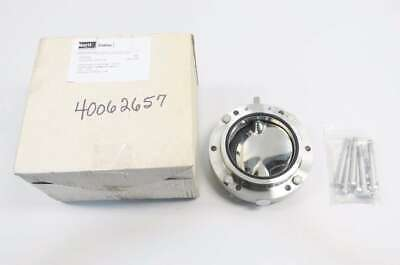 Sudmo S0003025 125mm Stainless Flanged Butterfly Valve