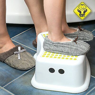 Child Safety Prince Step Stool Anti-slip 40012_1