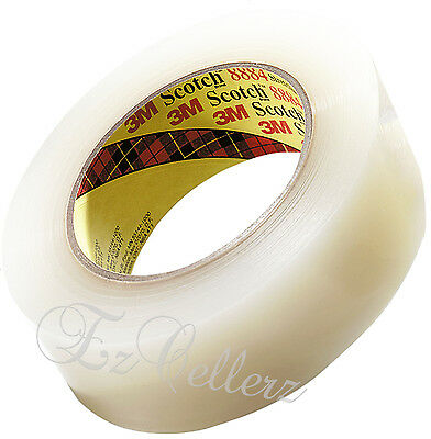 "SCOTCH® Stretchable Tape 8884 1.5"" Wide x 60 Yards Length (36mm x 55m) BRAND NEW"