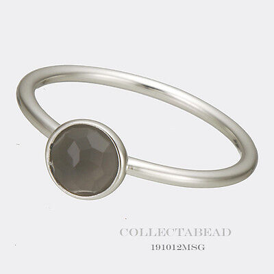 2fa893bcde83f AUTHENTIC PANDORA JUNE Droplet Moonstone Ring Size 54 (7) 191012MSG ...