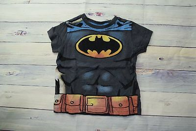 Shirt Next 6-9 68/74 Batman