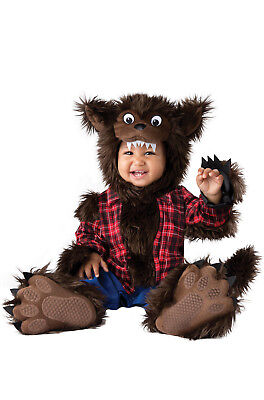 Brand New Full Moon Wee Werewolf Baby Infant Costume