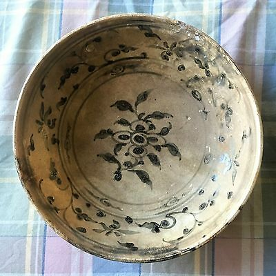 Lovely Hoi An Hoard Bowl Vietnamese Indo Chinese 15th/16th century #151718