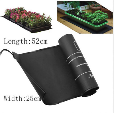 20X10Inch Seedling Heat Mat Seed Starter Pad for Germination Propagation Cloning