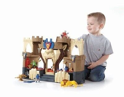 Fisher-Price Imaginext Lions Den