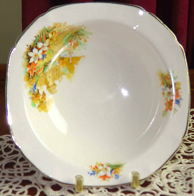 Lovely,Vintage, Ivory Ware John Maddock & Sons LTD Pin Bowl/Dish