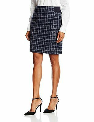 Blau (blue ink check 59N2) (TG. IT 48 (DE 42)) s.Oliver 14609785560, Gonna Donna