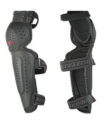 Dainese Motorcycle Knee V E1 N Guards / Gear Safety Protector