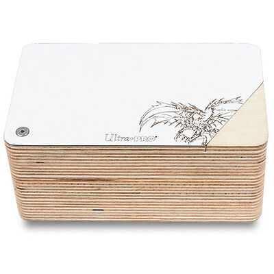 ULTRA PRO The Ark Wood Deck Box NEW * Gaming Accessories