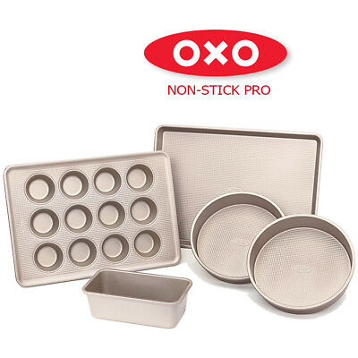 OXO Good Grips Non-Stick Pro Baking Roasting Cooking Cake Loaf Tin Tray