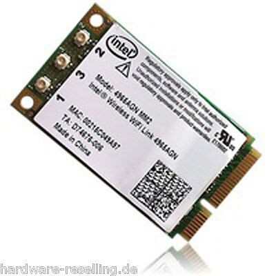 Intel Wireless WiFi Link 4965AGN PCI Express Mini Card 802.11a/b/g/n 4965AG MM2