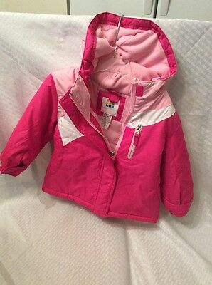 Baby & Toddler Clothing Healthtex Girls Toddler Puffer Vest 18m Baby Pink Little Explorer Buy One Give One Girls' Clothing (newborn-5t)