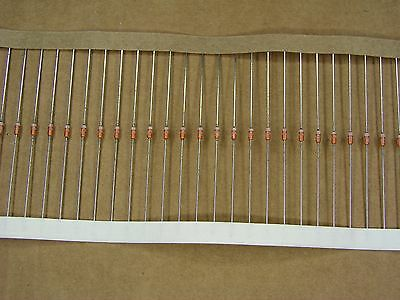S00164A (100 Piece on Tape) 1N5230B Zener Diode 4.7 Volt 500 MW DO-35 Glass case