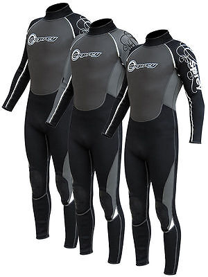 Mens OSPREY OSX Full Length Wetsuit 38 39 Chest Surfing Kayaking Sailing Diving*