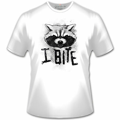 """Guardians of the Galaxy T-Shirt """" I Bite"""""""