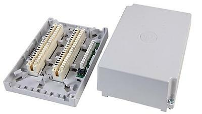 KRONE 20 PAIR BOX -LOADED Electrical Junction Boxes