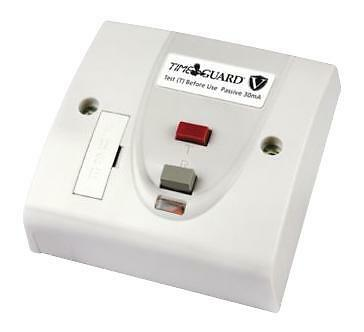 RCD FUSED SPUR Electrical Switches & Socket Outlets, RCD FUSED SPUR, Current