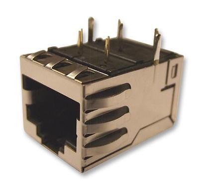 JACK CAT7A ARJ45 R/A SHIELDED Connectors Modular
