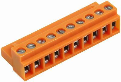 SOCKET BLOCK SCREW 10WAY Connectors Terminal Blocks