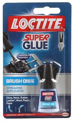 SUPER GLUE BRUSH 5G Chemicals Adhesive - SUPER GLUE BRUSH 5G, Adhesive