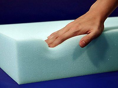 High density foam, Upholstery foam cut to any size - Replacement Sofa cushions,