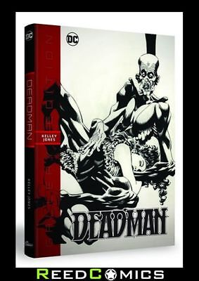 Deadman Kelley Jones Gallery Edition Over-Sized Hardcover Artist Boxed Hardback