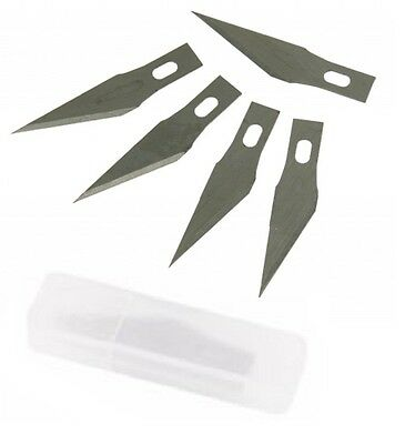 No.11 Precision Craft Knife Blades Replacement Hobby Sharp Professional Blade