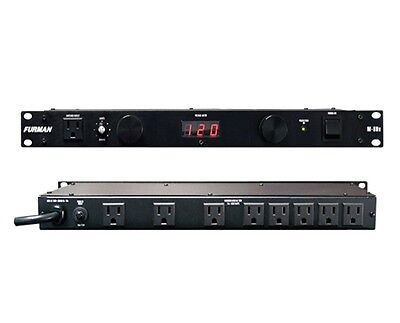 Furman M-8Dx 15 Amp AC Power Conditioner for Rack Mount System