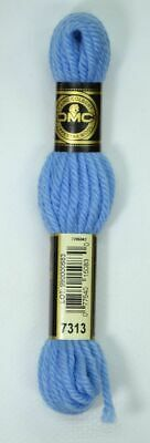 DMC TAPESTRY WOOL, 8m SKEIN, Colour 7313 SKY BLUE