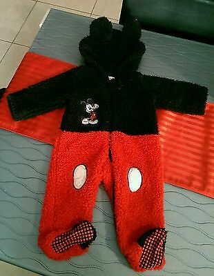 Mickey mouse baby onsieSize 0