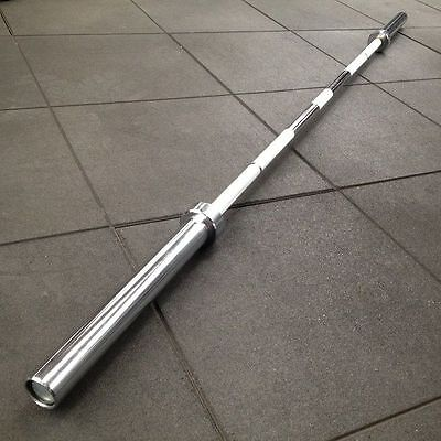 Muscle Motion 220CM OLYMPIC BARBELL (700LBS)