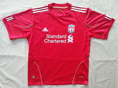 Liverpool FC Adidas 2010-12 Home Jersey Size L