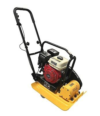 Plate Compactor / Wacker Rammer With Lifan Engine - 80Kg - 6.5Hp *free Delivery*