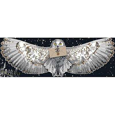 Harry Potter - Hedwig Wing Scarf NEW Elope