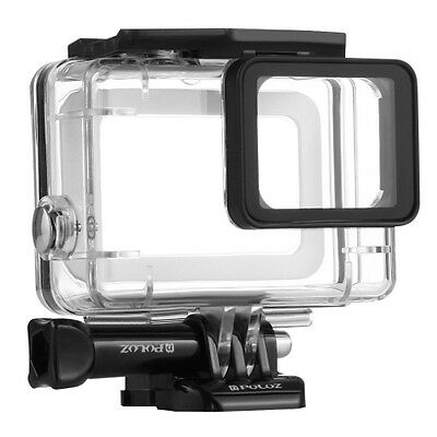 GoPro HERO5 45m Underwater Waterproof Housing Diving Protective Case with Buckle