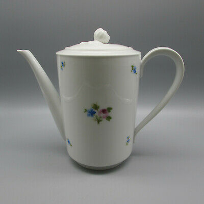 Block China CHATEAU FLEURI Coffee Pot