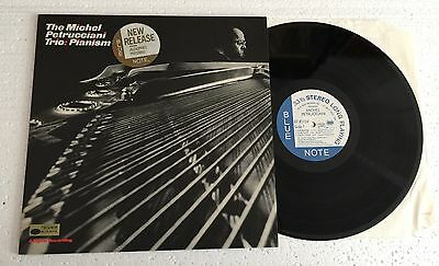 "Lp 12"" The Michel Petrucciani Trio Pianism 1986 Blue Note Audiophile Pressing"