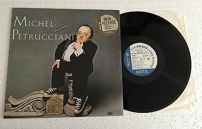"Lp 12"" Michel Petrucciani Plays 1988 Blue Note Audiophile Pressing Abercrombie"