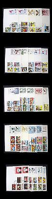 Hard To Find.disney Character 25 Fdc Lot. Fast Shipping